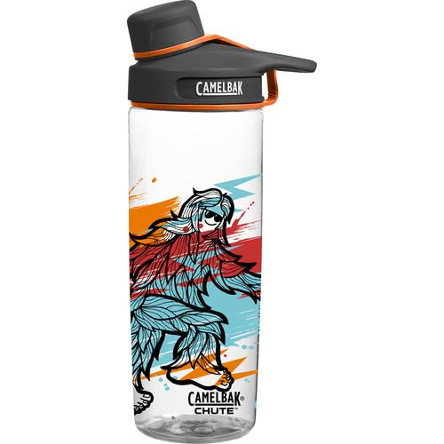 CAMELBAK Chute .6L Water Bottle (Rocker Squatcher) 54147