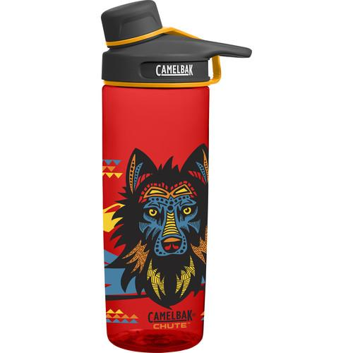CAMELBAK  Chute .6L Water Bottle (Wolf) 54136