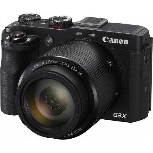 Canon Canon PowerShot G3 X Digital Camera with Accessory Kit