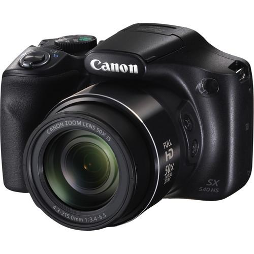 Canon  PowerShot SX540 HS Digital Camera 1067C001