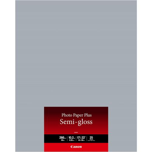 Canon SG-201 Photo Paper Plus Semi-Gloss 1686B076