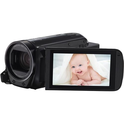 Canon VIXIA HF R700 Full HD Camcorder (Black) 1238C001