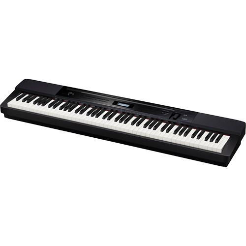 Casio PX-350 Privia 88-Key Digital Piano with Stand, Bench