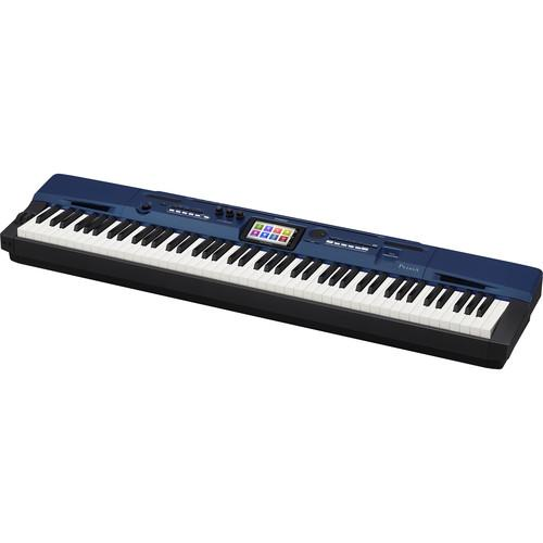 Casio PX-560 Privia 88-Key Digital Piano with Stand, Bench