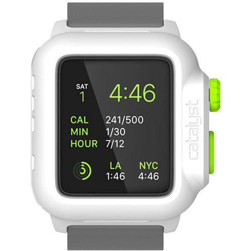 Catalyst Waterproof Case for 42mm Apple Watch CAT-IWATGRE