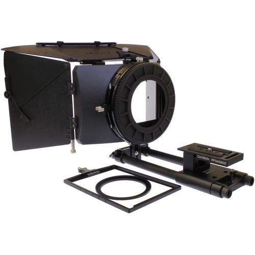 Cavision 4 x 5.65 Matte Box Package for Panasonic MB4169-DVX200