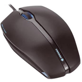 CHERRY GENTIX Corded Illuminated Optical Mouse (Black) JM-0300