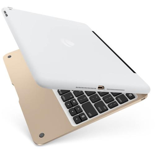 ClamCase ClamCase Pro for iPad Air (White / Gold) IPD-271-WGLD