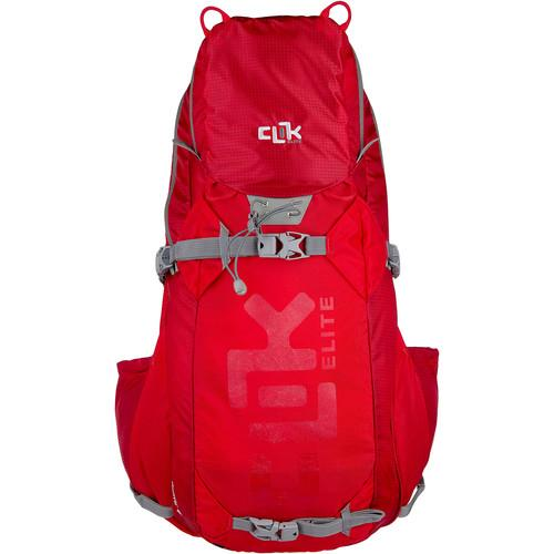 Clik Elite Luminous 42L Camera Backpack (Red) CE630RE