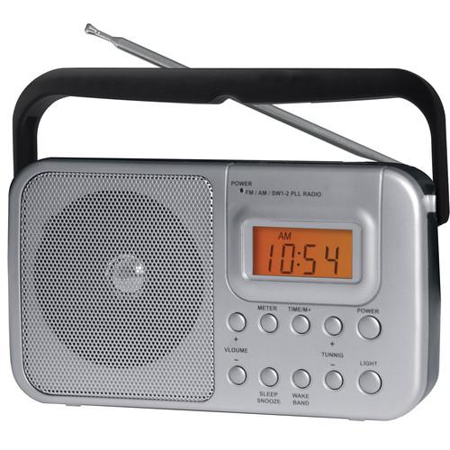 Coby  Portable AM/FM Shortwave Radio CR-201