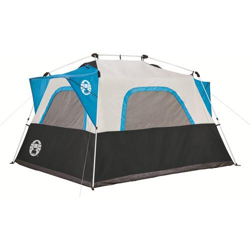 Coleman Instant 4-Person Cabin with Mini-Fly 2000015681  sc 1 st  PDF-MANUALS.com & TENTS u0026 SHELTERS COLEMAN User manual | PDF-MANUALS.com