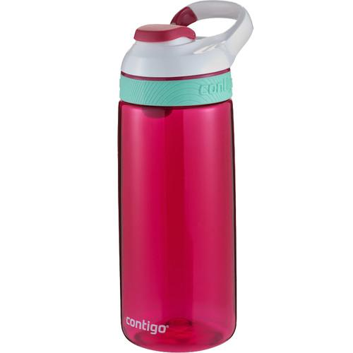 Contigo 20 oz AutoSeal Courtney Kids Water Bottle (Sangria)