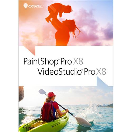 Corel  Photo Video Suite X8 (Download) ESDPVSX8ML