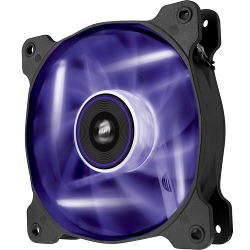 Corsair Air Series AF120 LED Purple Quiet CO-9050016-PLED