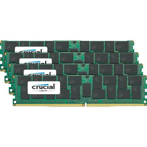 Crucial 128GB DDR4 2400 MT/s LRDIMM RAM Kit CT4K32G4LFD424A