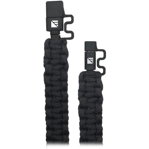 Dark Energy Lightning Paracord Charging Cable IND-LC02BKBK