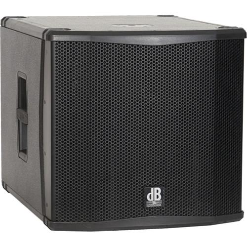 dB Technologies SUB 15H Semi Horn-Loaded Active Class-D SUB-15H