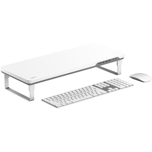 Deepcool  M-Desk F1 Monitor Stand M-DESK F1(GRAY)