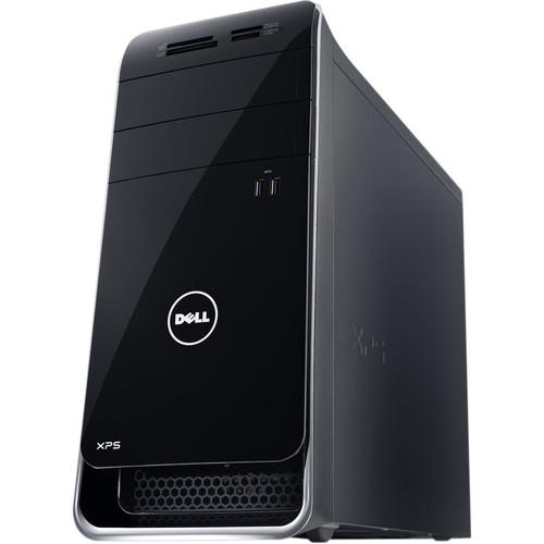 Dell XPS 8900 Minitower Desktop Computer (Black) X8900-6256BLK