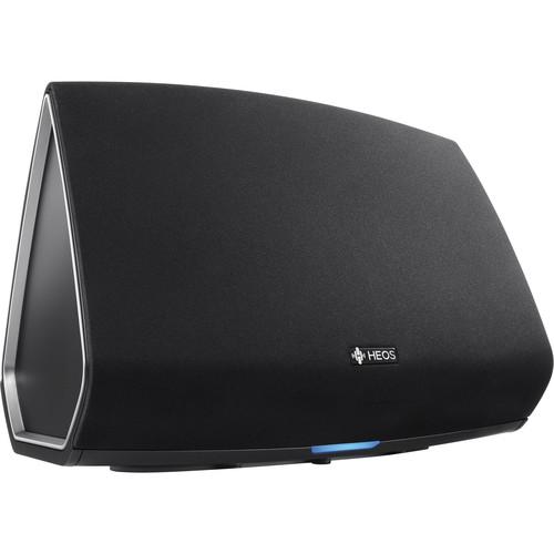 Denon HEOS 5 Wireless Speaker System (Black) HEOS5