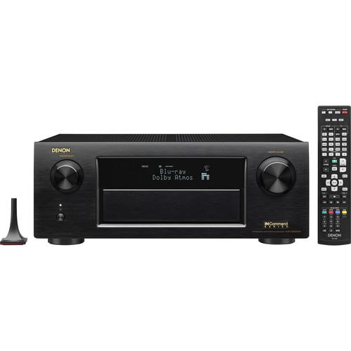 Denon IN-Command AVR-X6200W 9.2-Channel Network A/V AVR-X6200W