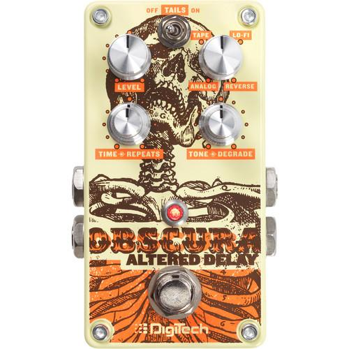 DigiTech  Obscura Altered Delay Pedal OBSCURA