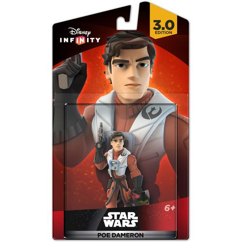 Disney Poe Dameron Infinity 3.0 Figure (Star Wars Series) 126506