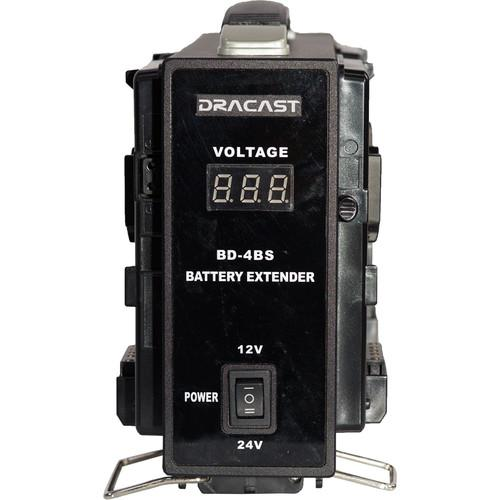 Dracast  Battery Extender BD-4BS