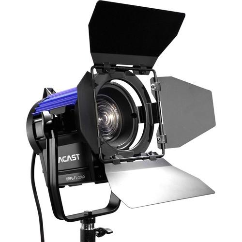 Dracast Fresnel 200 Daylight LED Light DRPL-FL-200D