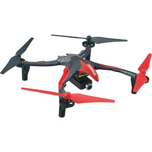 DROMIDA Ominus FPV Quadcopter with Integrated 720p DIDE02RR