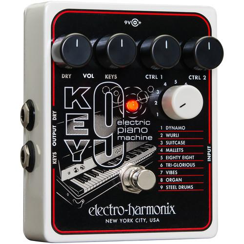 Electro-Harmonix KEY9 Electric Piano Machine Pedal KEY9
