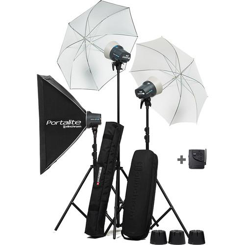 Elinchrom  D-Lite RX ONE 3-Head Kit EL20845.3