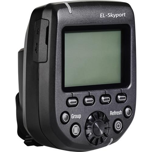 Elinchrom EL-Skyport Transmitter Plus HS for Canon EL19366