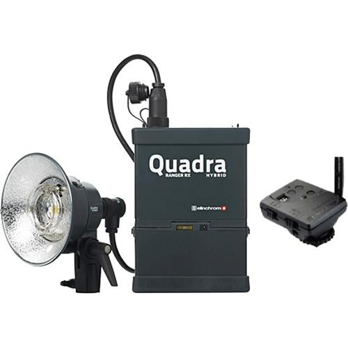 Elinchrom Quadra Living Light Kit with Lead Battery, S Head and