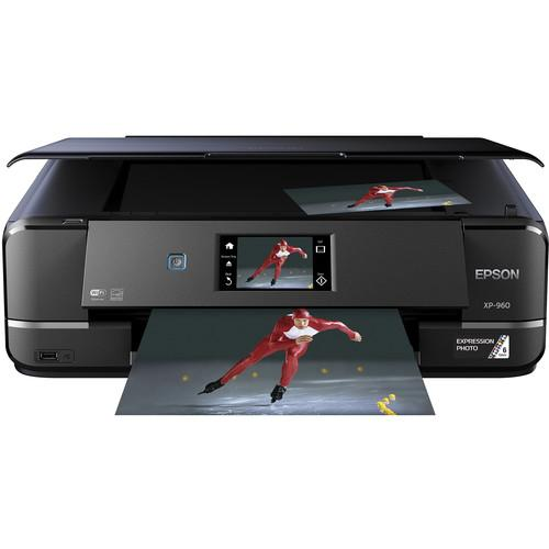 Epson Expression Photo XP-960 Small-In-One Inkjet C11CE82201