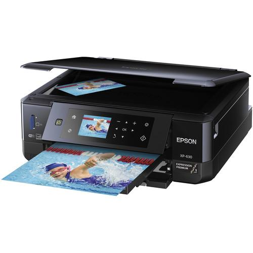 Epson Expression Premium XP-630 Small-in-One Inkjet C11CE79201