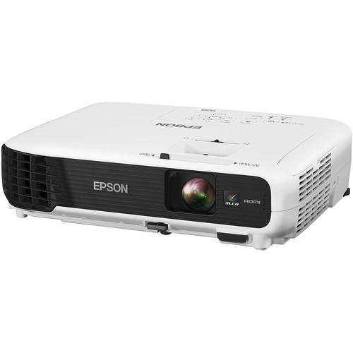 Epson VS240 3000 Lumen SVGA 3LCD Business Projector V11H719220