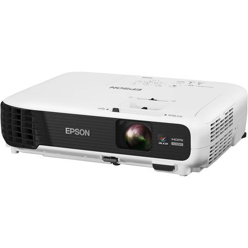 Epson VS345 3000 Lumen WXGA 3LCD Business Projector V11H718220