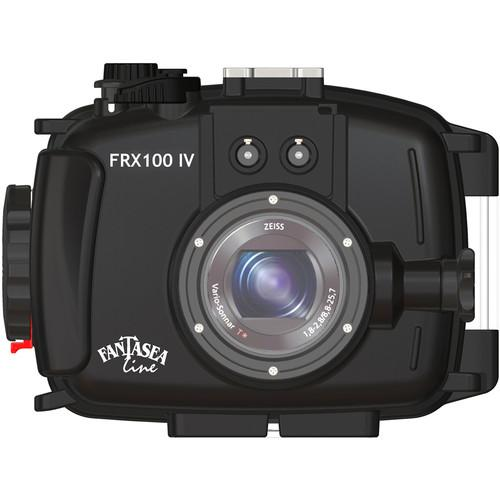 Fantasea Line FRX100 IV Underwater Housing and Sony Cyber-shot