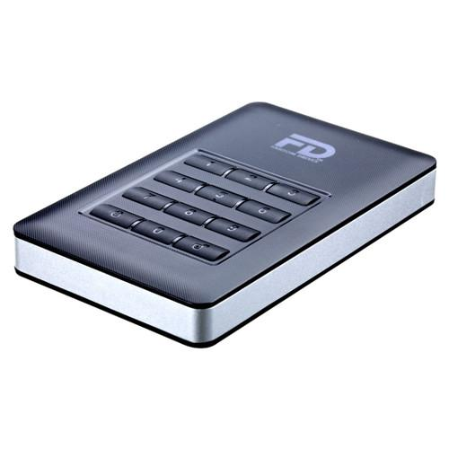 Fantom DataShield 256-bit AES Hardware Encrypted Portable DSS500