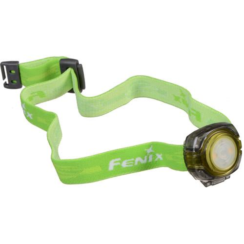Fenix Flashlight HL05 LED Headlight (Green) HL05-2015-GN