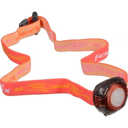 Fenix Flashlight HL05 LED Headlight (Red) HL05-2015-RD