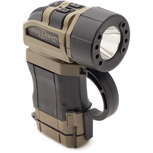 First-Light USA Torq Tactical Flashlight (Coyote Brown) 994033-B