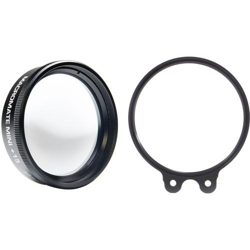Flip Filters  15 MacroMate Mini Underwater Macro Lens and FF-MM
