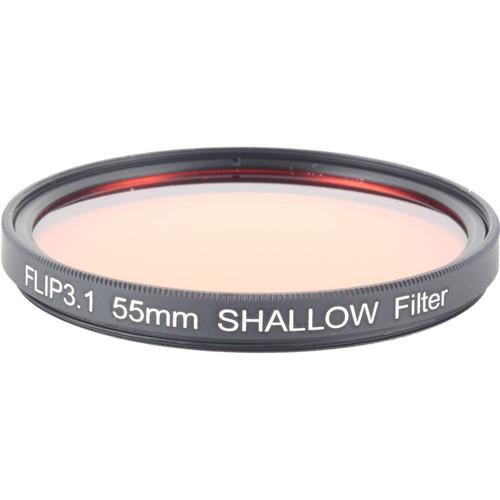 Flip Filters 55mm Threaded Underwater Color Correction FF-55SHAL