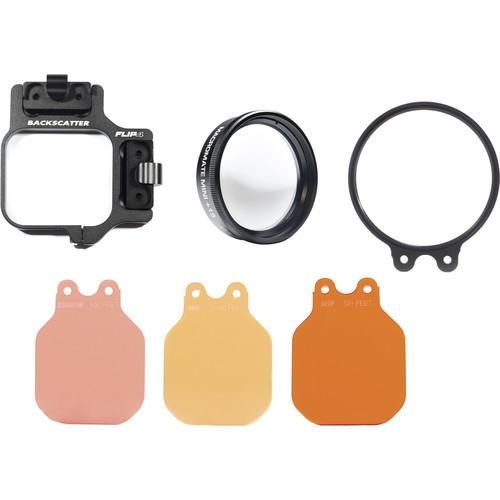 Flip Filters FLIP4 Pro Package with 3-Filter Kit and  15 FF-PRO
