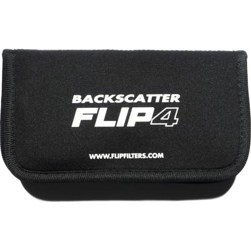 Flip Filters Neoprene Protective Wallet for FLIP4 / FF-WALLET