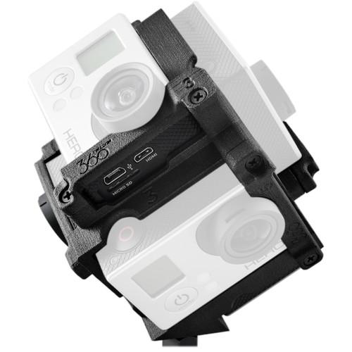 Freedom360  F360 Mount for GoPro F360M