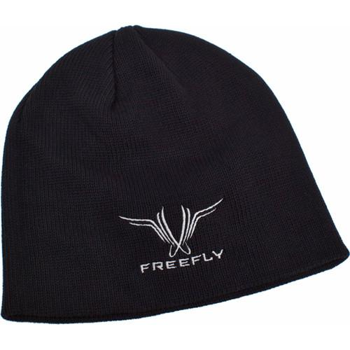 FREEFLY  Embroidered Beanie (Black) 940-00026