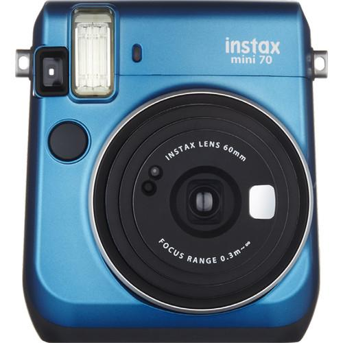 Fujifilm instax mini 70 Instant Film Camera Kit with 20 Sheets